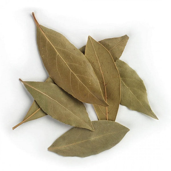Bay Leaf (Whole) (Hand-Select) - Kosher - ORGANIC - (1.00 lb.) - back-to-nature-usa