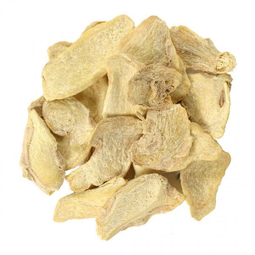 Ginger Root (Cut & Sifted) - Kosher - (1.00 lb.) - back-to-nature-usa