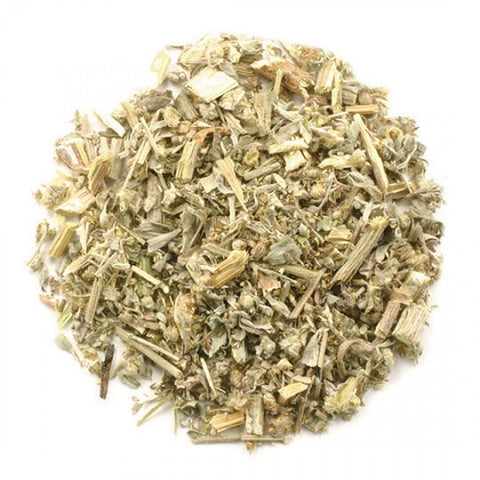 Wormwood Herb (Cut & Sifted) - Kosher -ORGANIC - Back to Nature USA
