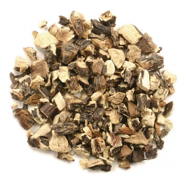 Comfrey Root (Cut & Sifted) - Kosher - ORGANIC - (1.00 lb.) - back-to-nature-usa