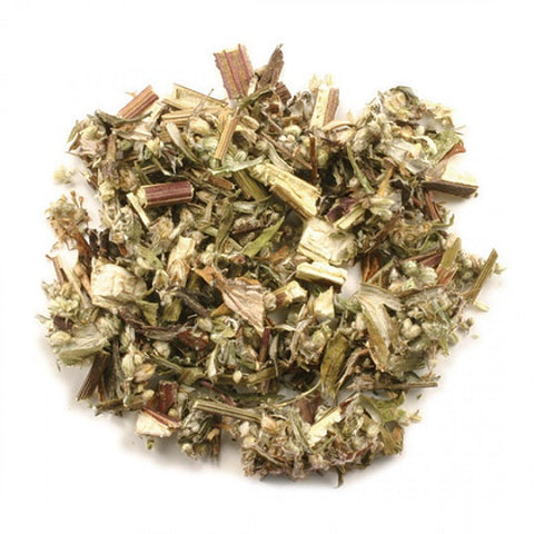 Mugwort Herb (Cut & Sifted) - Kosher - back-to-nature-usa
