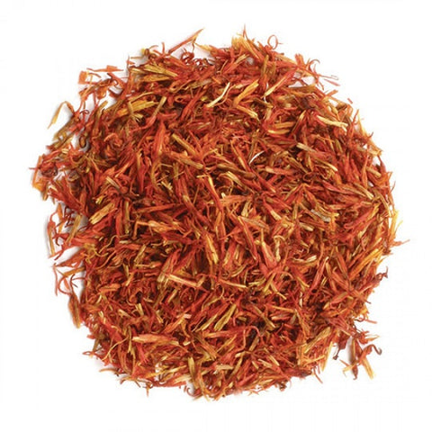Safflower Petals (Whole) - Kosher - Back to Nature USA