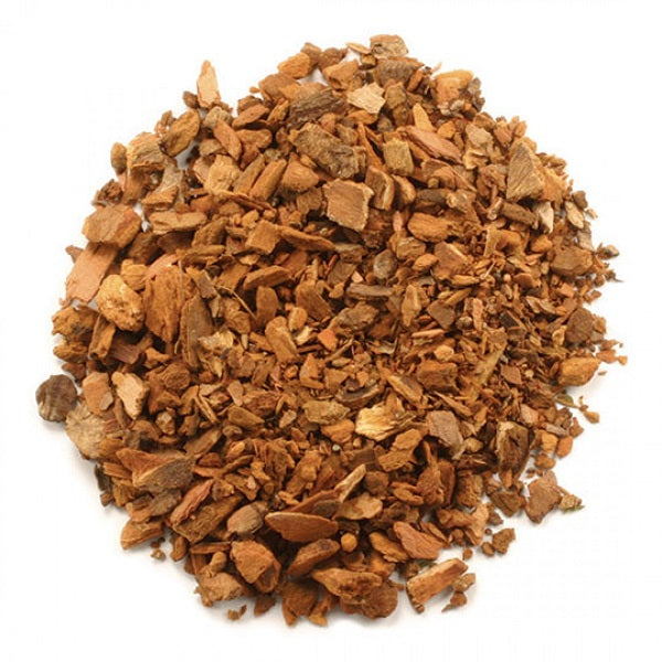 Sassafras Bark (Cut & Sifted) - Kosher - (1.00 lb.) - back-to-nature-usa