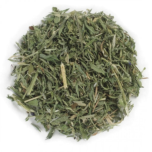 Alfalfa Leaf (Cut & Sifted) - Kosher - ORGANIC - (1.00 lb.) - back-to-nature-usa