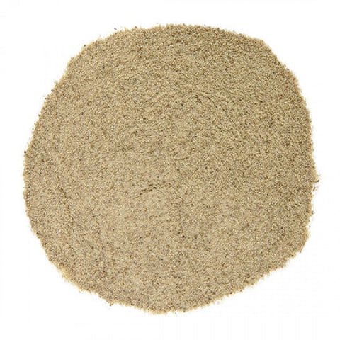 Pepper (Ground) (White) (Fair Trade) (40 Mesh) - Kosher - ORGANIC - back-to-nature-usa