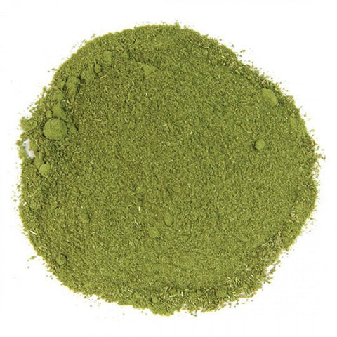 Alfalfa Leaf Powder - Kosher - ORGANIC - back-to-nature-usa