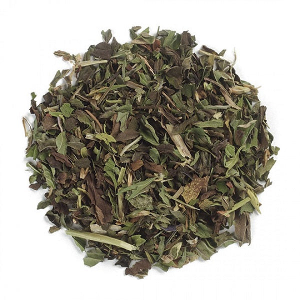 Peppermint Leaf (Cut & Sifted) - Kosher - (1.00 lb.) - back-to-nature-usa
