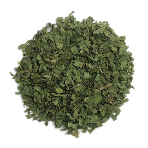 Cilantro Leaf (Cut & Sifted) - Kosher - ORGANIC - back-to-nature-usa