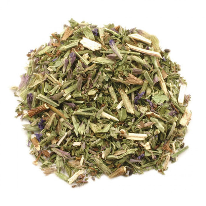 Hyssop Herb (Cut & Sifted) - Kosher - ORGANIC - (1.00 lb.) - back-to-nature-usa