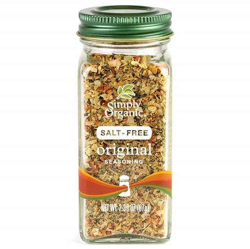 Original Seasoning - Kosher - ORGANIC - (2.30 oz. Bottle) - back-to-nature-usa