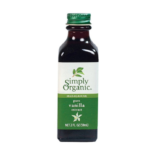 Pure Vanilla Extract - Kosher - ORGANIC - (2.00 fl. oz. Bottle) - back-to-nature-usa
