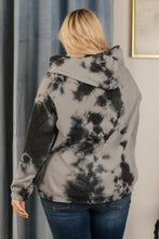 Load image into Gallery viewer, Dark Sky Tie Dye Hoodie - Smith & Vena Online Boutique