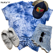 Load image into Gallery viewer, Tie Dye For Tee - Smith & Vena Online Boutique