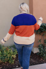 Load image into Gallery viewer, Irina Stripe Sweater - Smith & Vena Online Boutique