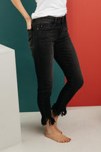 Load image into Gallery viewer, A Shred Of Confidence Black Jeans - Smith & Vena Online Boutique