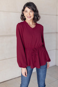 Annalise Blouse - Smith & Vena Online Boutique