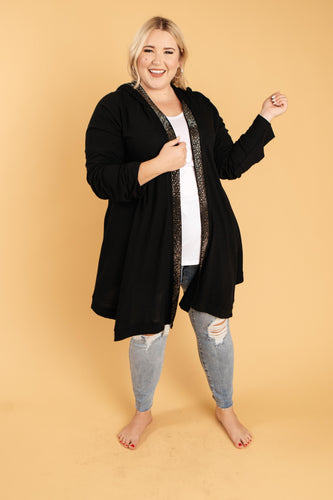 Aria Hooded Cardigan - Smith & Vena Online Boutique