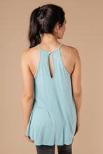 Load image into Gallery viewer, Just For Show Top In Aqua - Smith & Vena Online Boutique