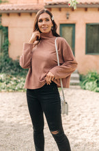 Load image into Gallery viewer, Bower Sweater in Mauve - Smith & Vena Online Boutique