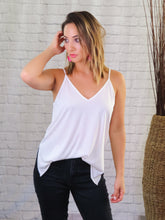 Load image into Gallery viewer, X Stassi Tank - Ivory