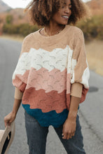 Load image into Gallery viewer, Designed For Details Sweater in Rust - Smith & Vena Online Boutique