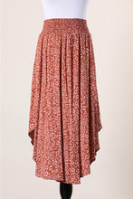 Load image into Gallery viewer, Edie Woven Midi Skirt - Brick