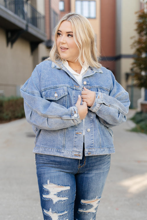Fergie Denim Jacket