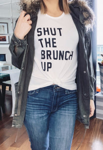 X Shut The Brunch Up - Smith & Vena Online Boutique