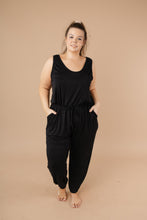 Load image into Gallery viewer, Jump In Jumpsuit In Black - Smith & Vena Online Boutique