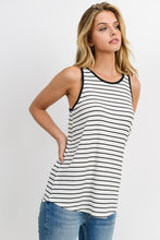 Load image into Gallery viewer, Karina Stripe Tank
