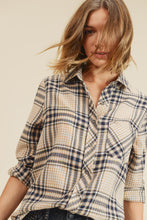 Load image into Gallery viewer, Miranda Plaid Shirt