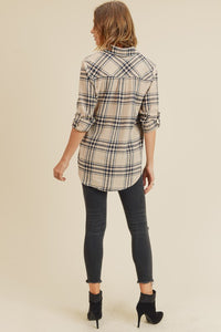 Miranda Plaid Shirt