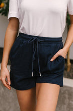 Load image into Gallery viewer, Brenton Bottoms in Navy - Smith & Vena