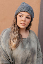 Load image into Gallery viewer, Naughty & Nice Slouchy Beanie - Smith & Vena Online Boutique