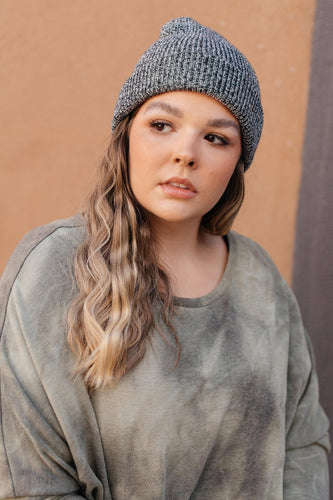 Naughty & Nice Slouchy Beanie - Smith & Vena Online Boutique