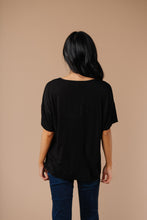 Load image into Gallery viewer, Joan Top In Black - Smith & Vena Online Boutique