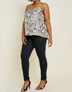X PLUS Monty Tank - Smith & Vena Online Boutique