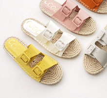 Load image into Gallery viewer, Daisy Espadrille Sandal- FINAL SALE NO BOX