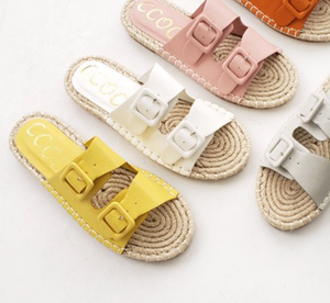 Daisy Espadrille Sandal- FINAL SALE NO BOX