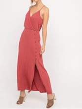 Load image into Gallery viewer, Mila Ribbed Maxi Dress - FINAL SALE