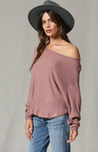 X Remi Dolman - Mauve - Smith & Vena Online Boutique