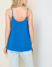 Load image into Gallery viewer, Nova Tank - Cobalt FINAL SALE - Smith & Vena Online Boutique