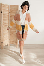 Load image into Gallery viewer, Sheer and Classic Cardigan in Mauve - Smith & Vena Online Boutique