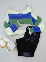 Load image into Gallery viewer, Blitz Knit Sweater - Smith & Vena Online Boutique