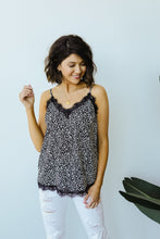 Load image into Gallery viewer, Spot Of Lace Cami - Smith & Vena Online Boutique