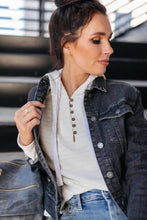 Load image into Gallery viewer, Delia Soft Ribbed Hoodie - Smith & Vena Online Boutique