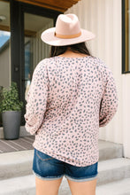 Load image into Gallery viewer, The Allie Animal Print Top - Smith & Vena
