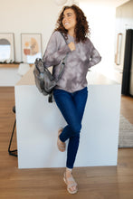Load image into Gallery viewer, Margo Long Sleeve Top in Plum - Smith & Vena Online Boutique