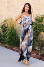 Load image into Gallery viewer, Timeless Neutral Tie Dye Maxi Dress - Smith & Vena Online Boutique