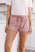 Load image into Gallery viewer, Varsity Stripes Bottoms in Rust - Smith & Vena